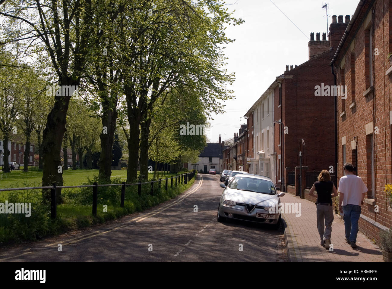 Stony Stratford City of Milton Keynes - Stock Image