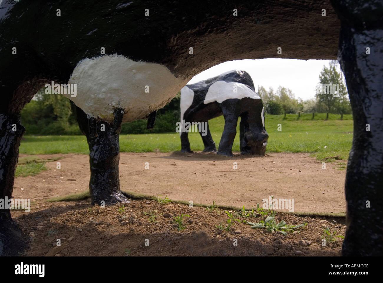 PICTURE CREDIT DOUG BLANE Milton Keynes - Stock Image