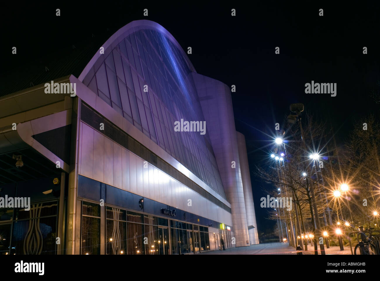 PICTURE CREDIT DOUG BLANE The Xscape building in Central Milton Keynes, the Centre MK Stock Photo