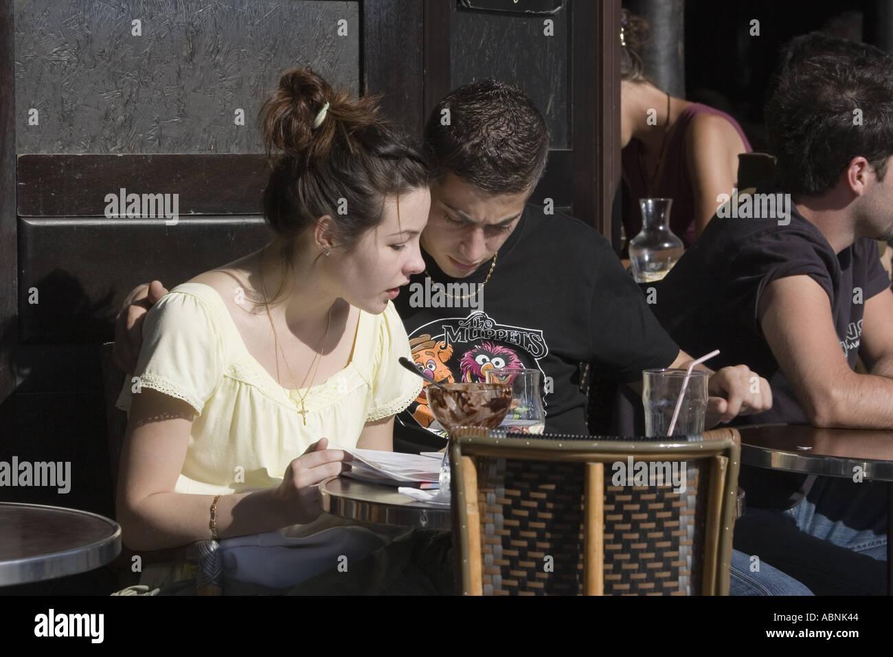 Cafe Eugene Paris