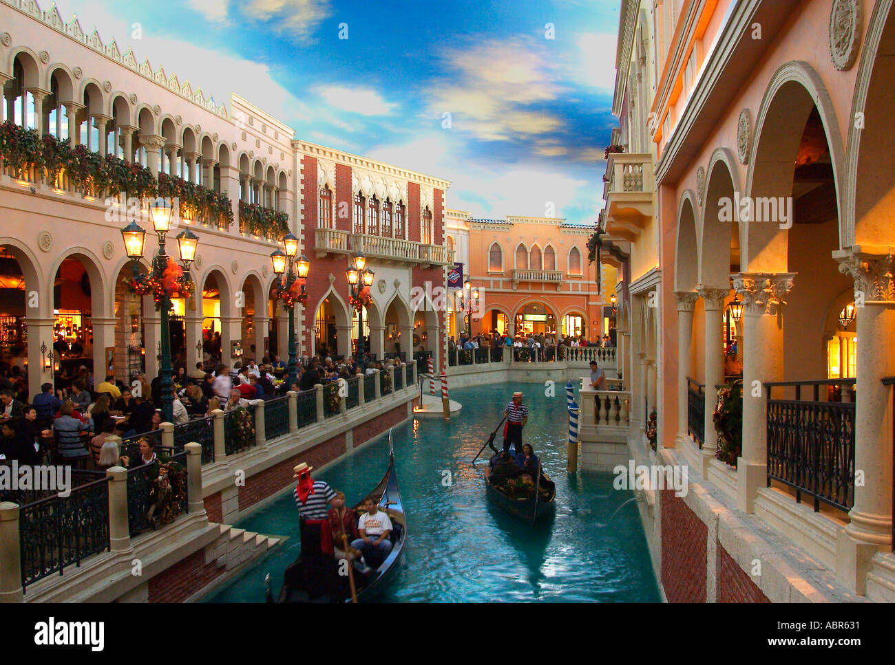 d6006fd71648 Grand Canal Shops Venetian Hotel Stock Photos   Grand Canal Shops ...
