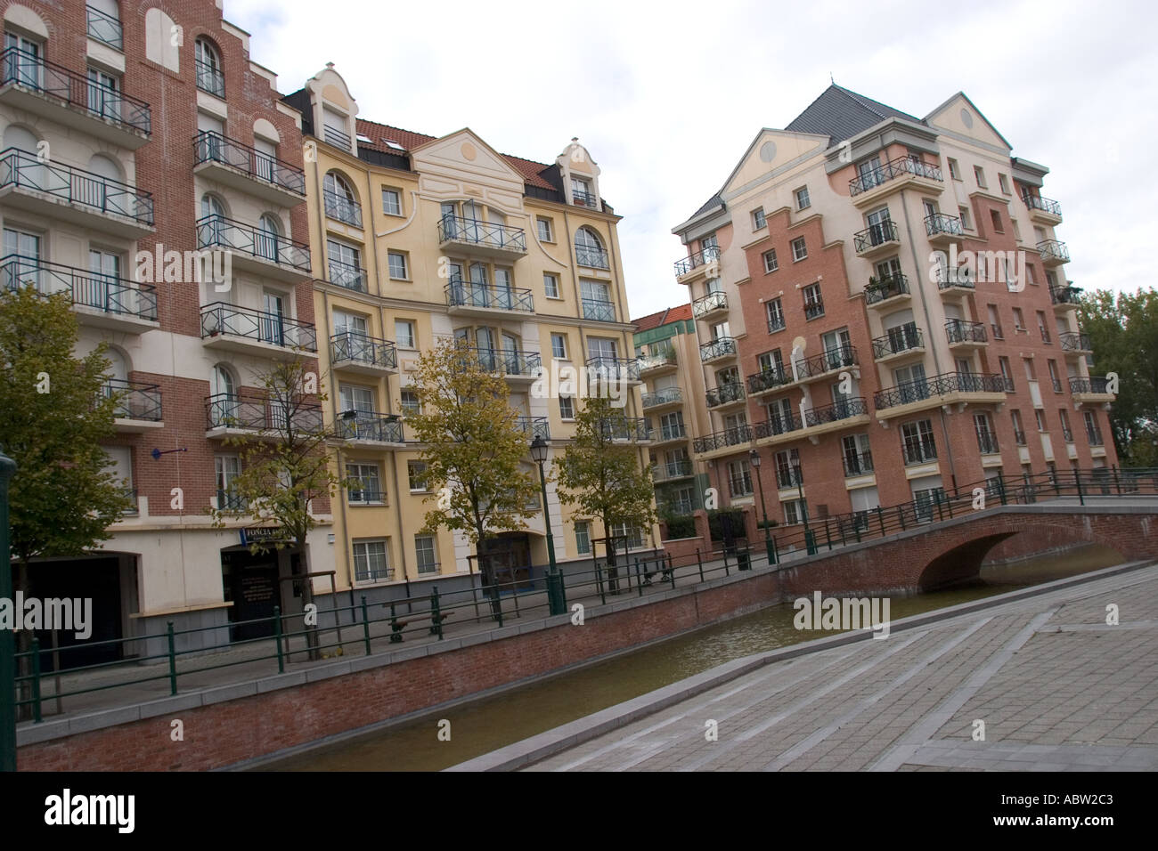 Les Jardins des Remparts new apartments in old Lille ...