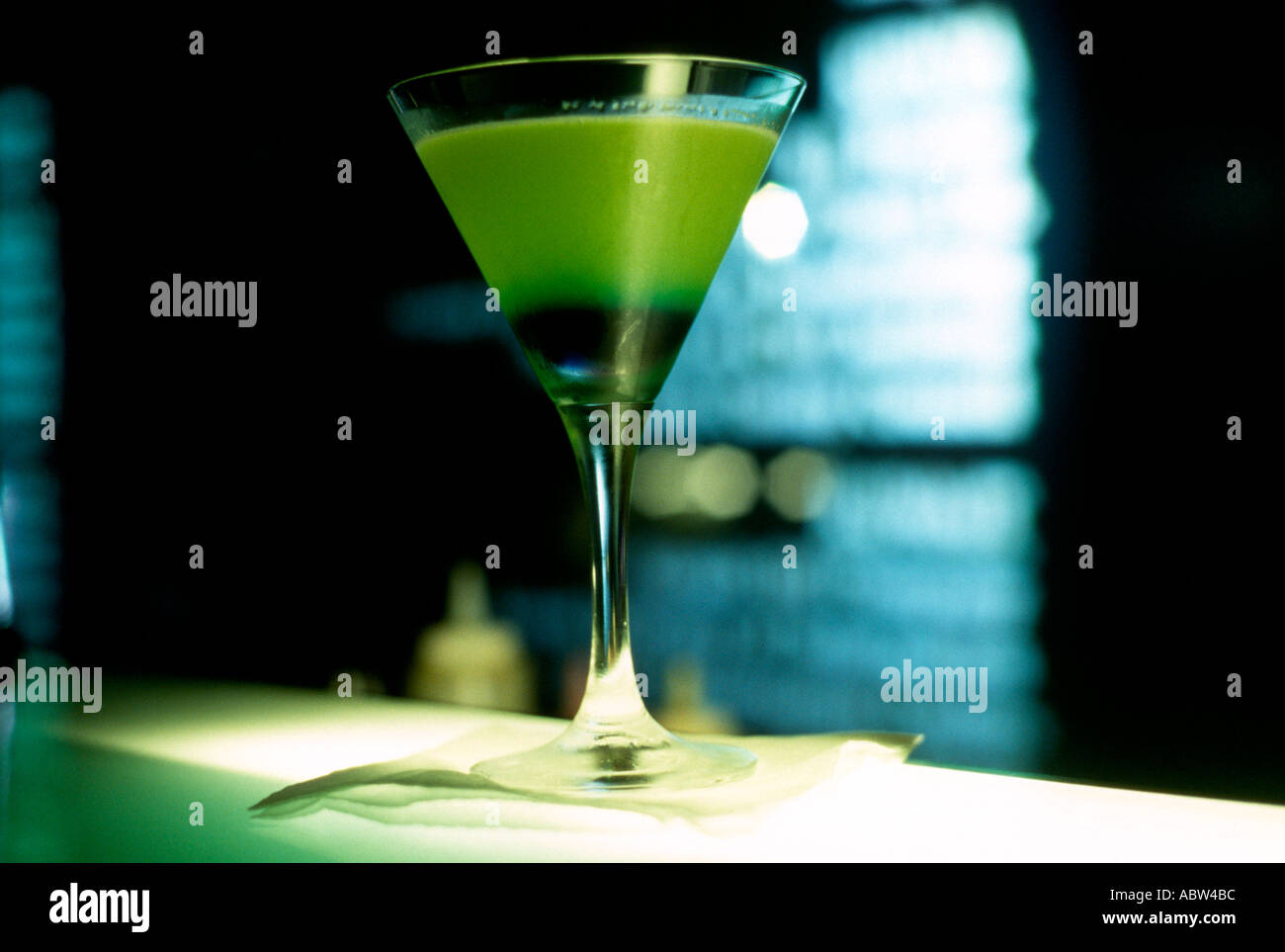 London Cocktail Bar Interior Stock Photos Amp London