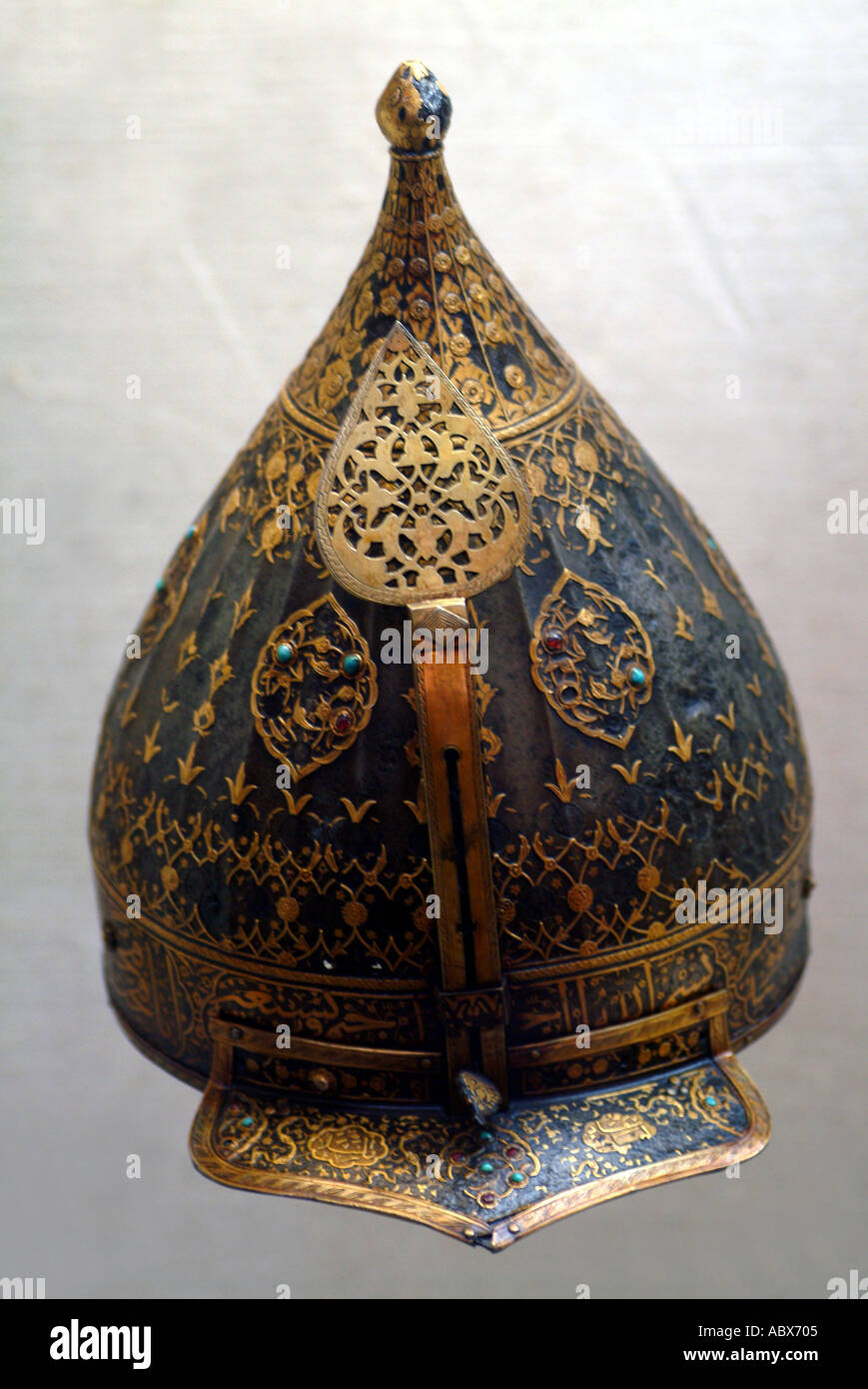 1500 C Ottoman Helmet Stock Photo 2418436 Alamy