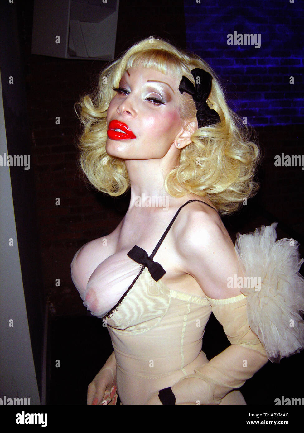 New Mercedes Benz >> Amanda Lepore Stock Photos & Amanda Lepore Stock Images - Alamy