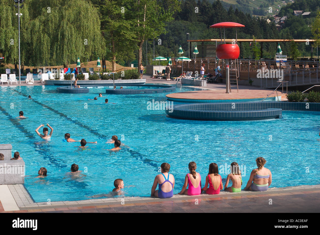 Open air swimming pool in the health resort dolenjske - An open air swimming pool crossword clue ...