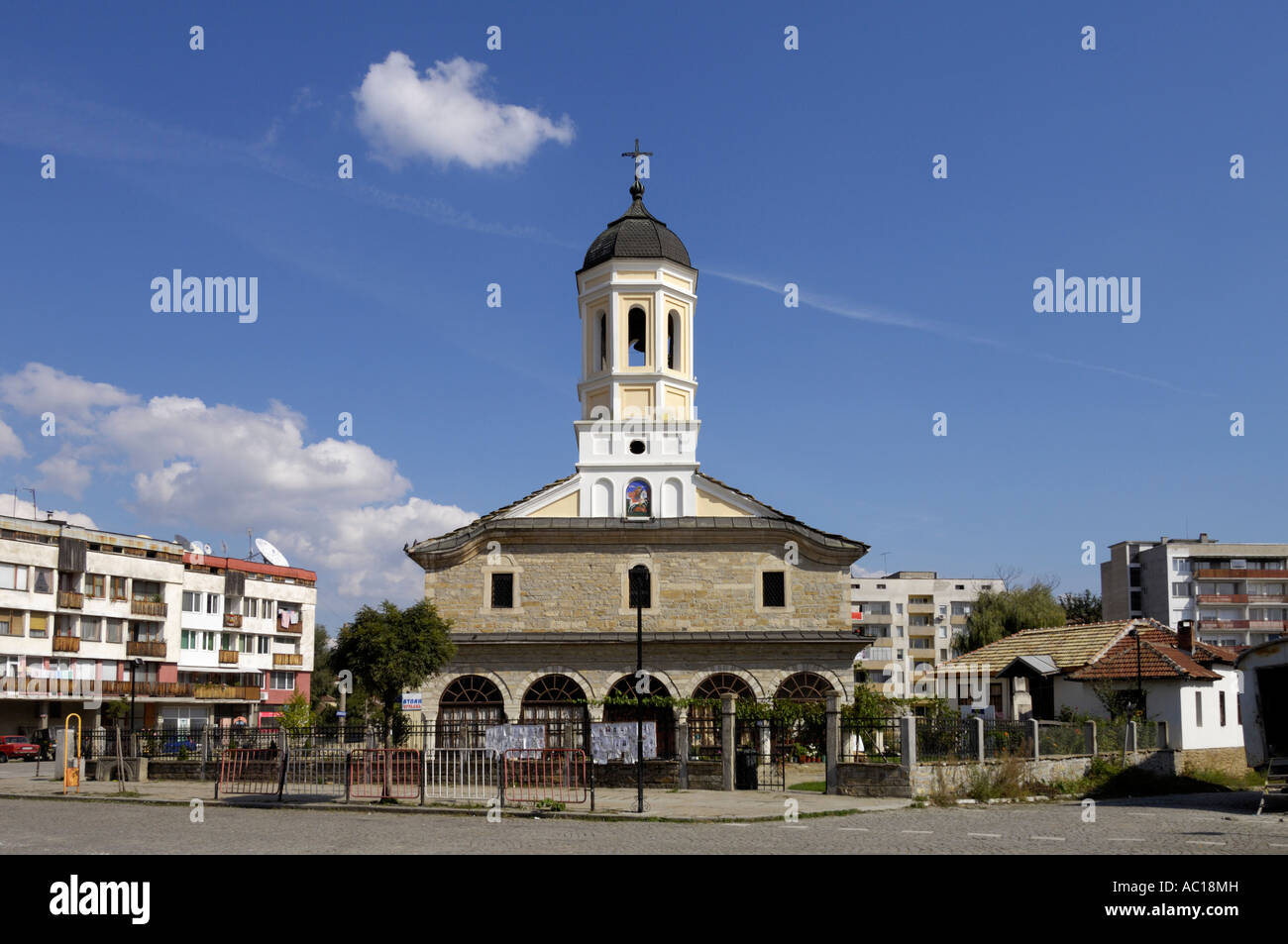 St George church Tryavna Bulgaria East Europe - Stock Image