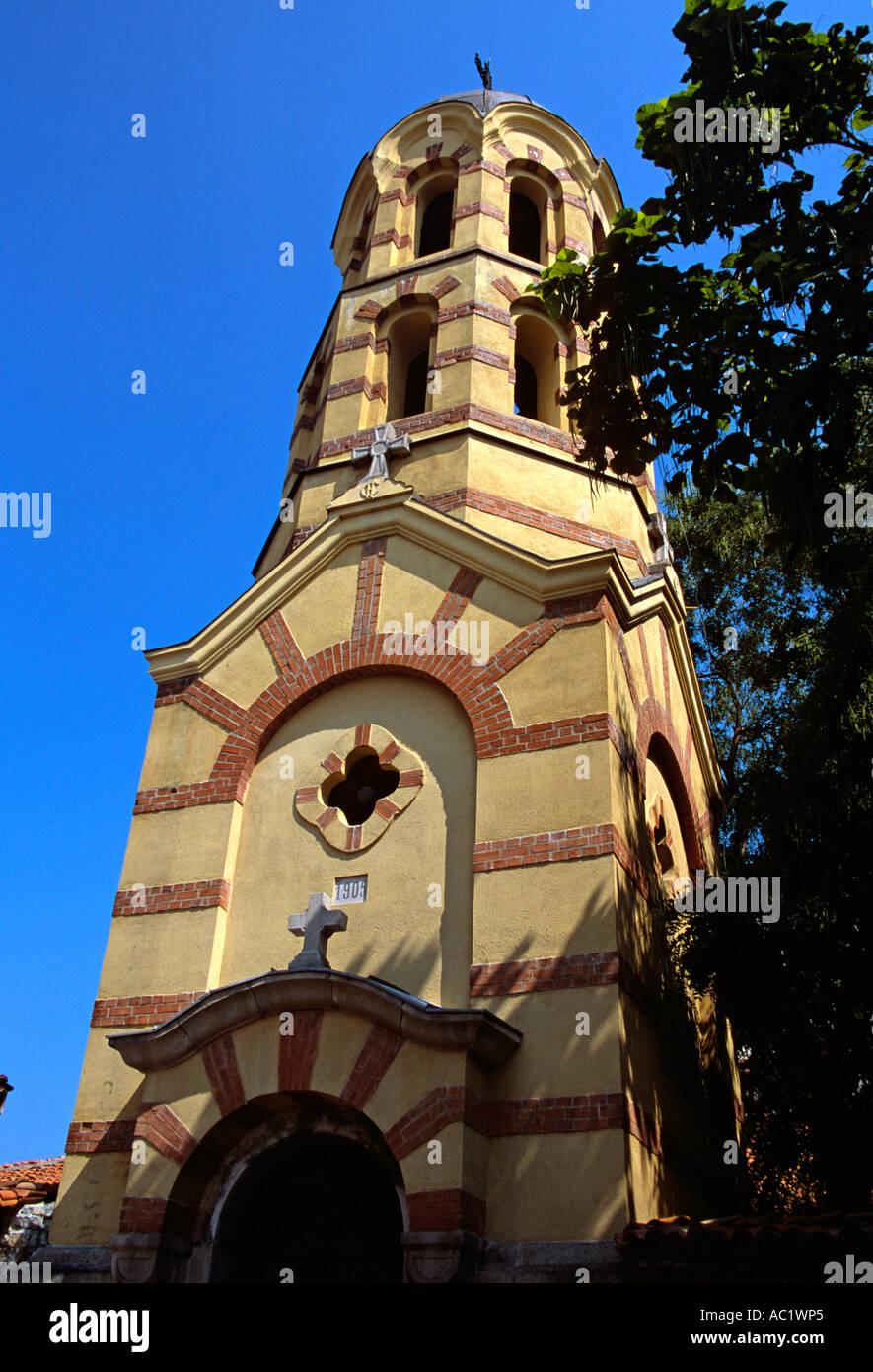 Saint Nicholas, Church, Plovdiv, Bulgaria Stock Photo