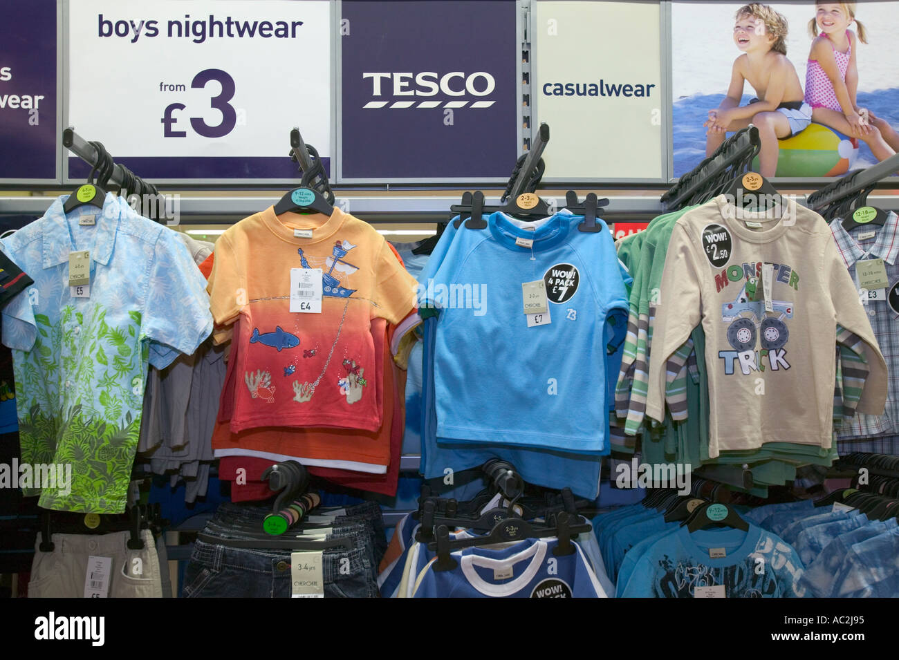 1873e6353a86 Tesco supermarket range of budget clothes Increasingly becoming the dominat  market player for all sorts of retail goods