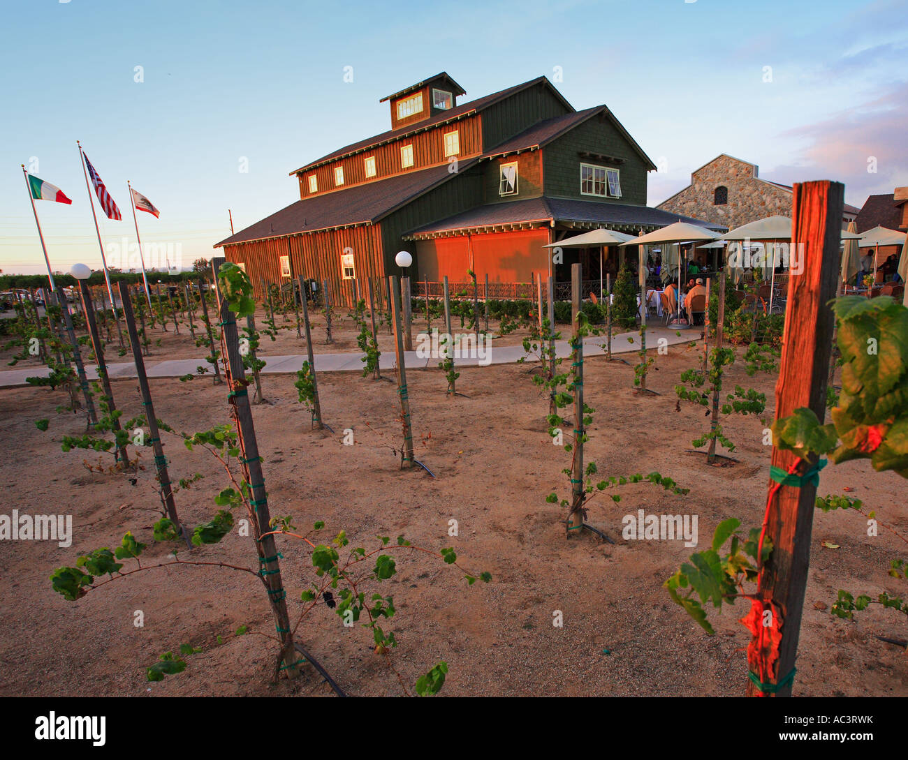 Ponte Winery And Restaurant Temecula Riverside County