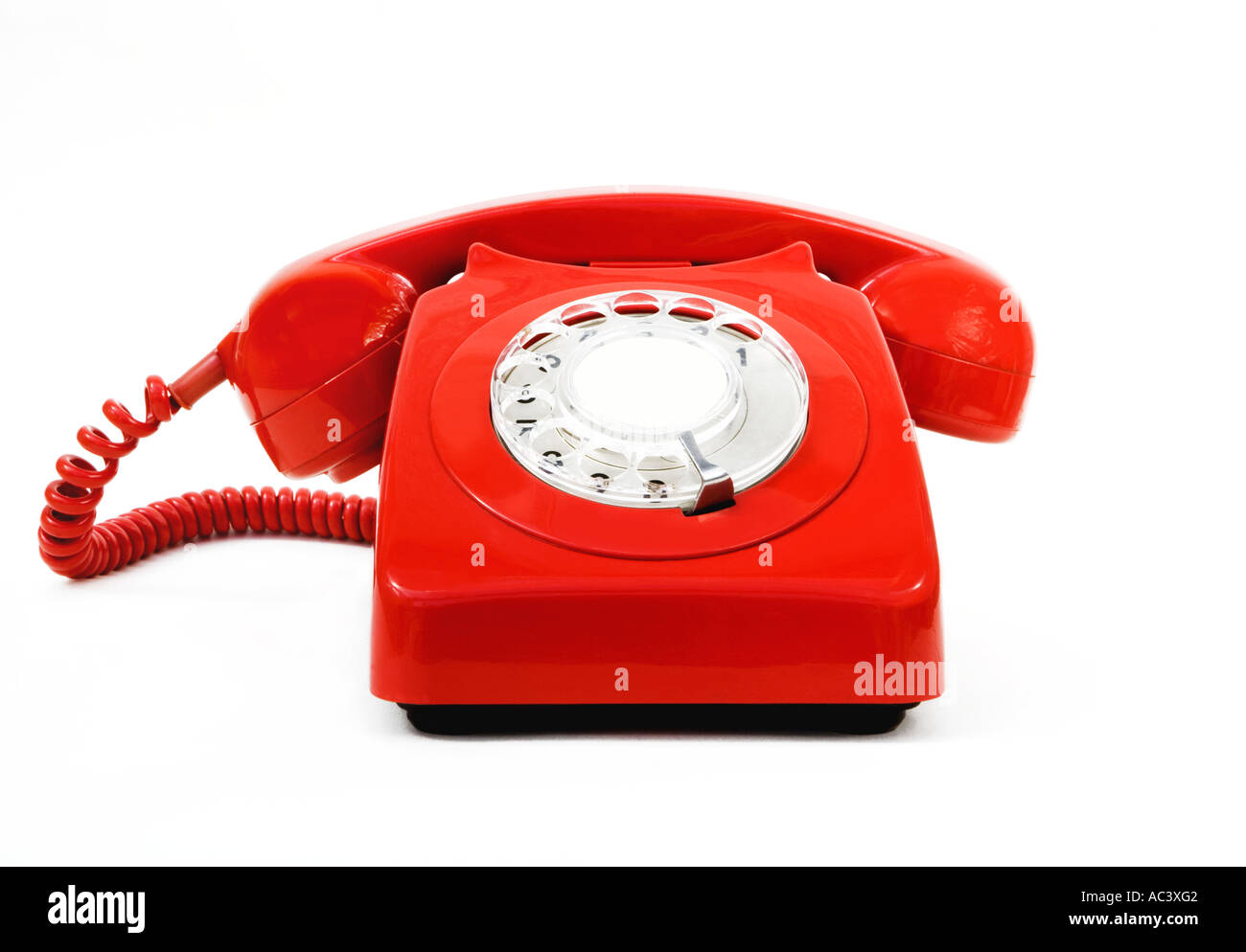 Cold Calling Telephone Stock Photos & Cold Calling Telephone