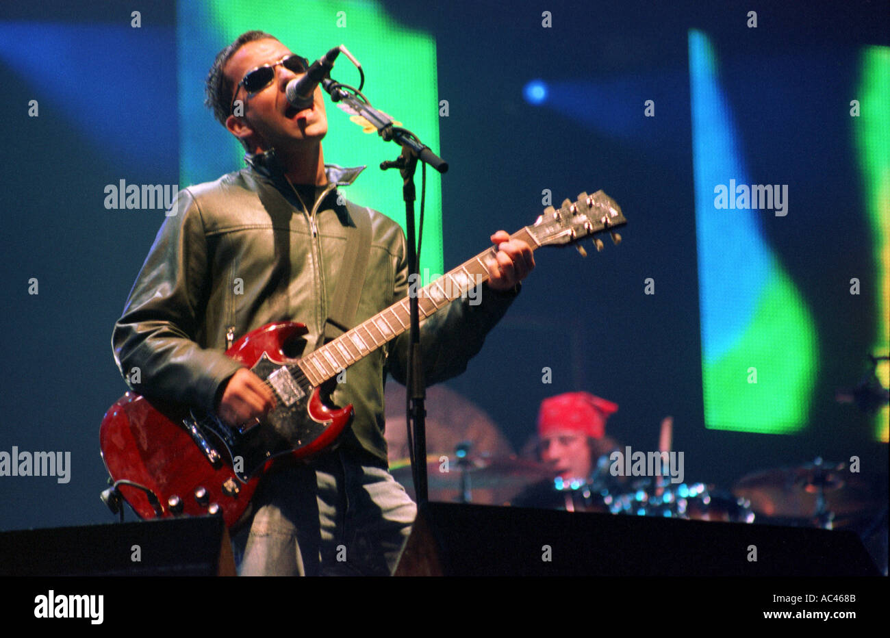 Kelly Jones The Stereophonics Rock Band UK 35541SR1 - Stock Image