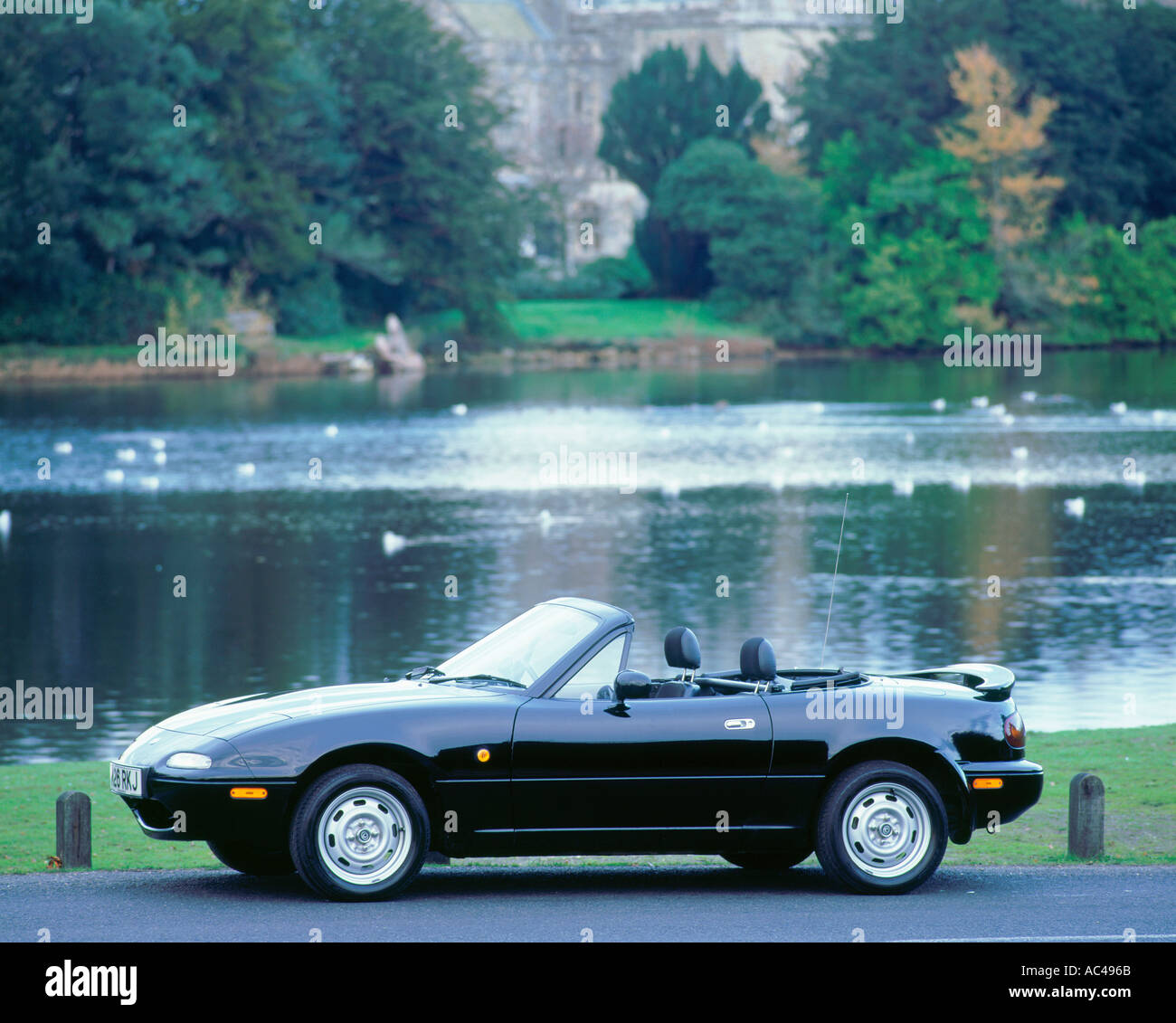 Black Mazda Stock Photos & Black Mazda Stock Images - Alamy