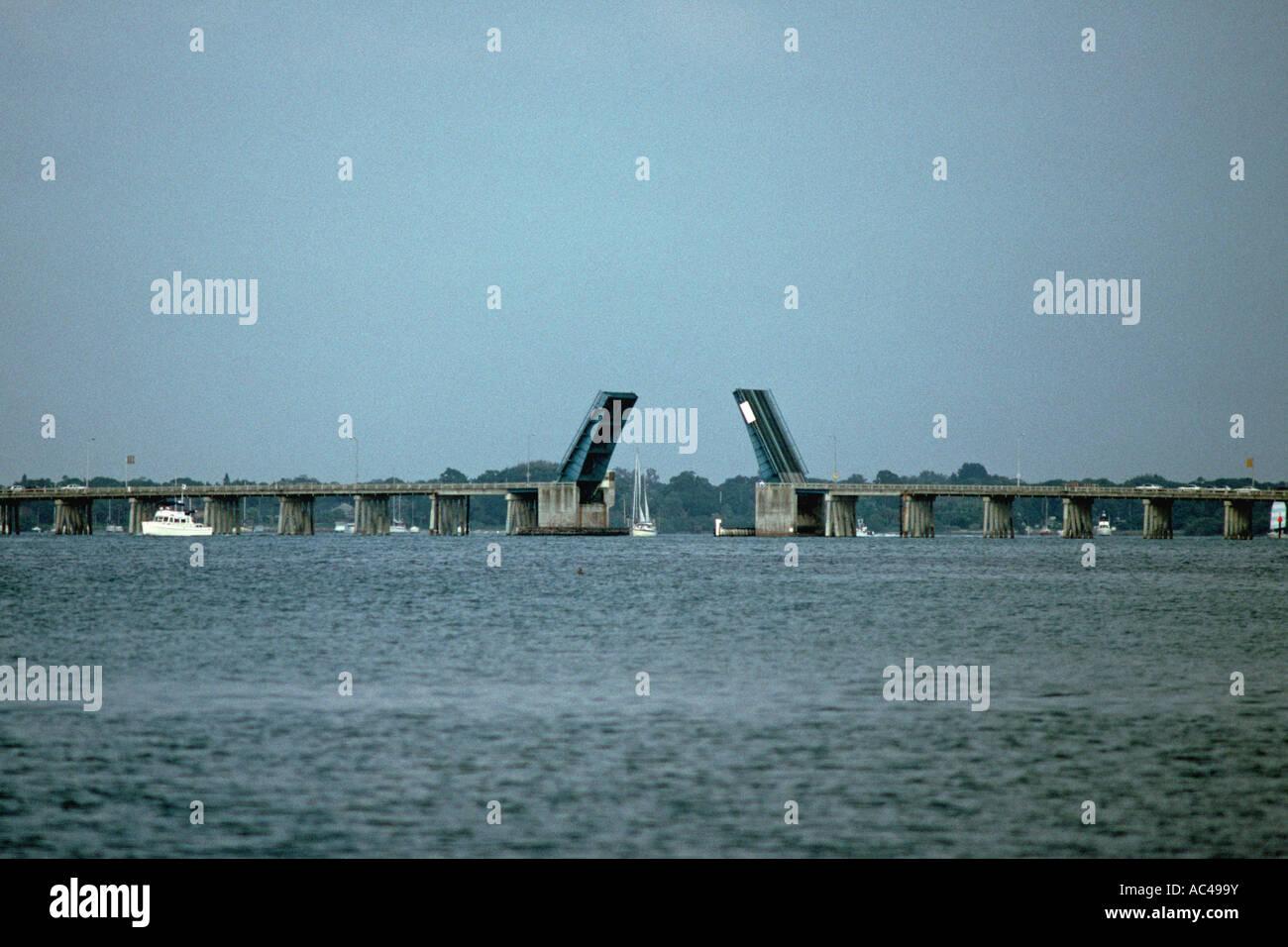 Lebarge Tropical Cruises Siesta Key Bridge