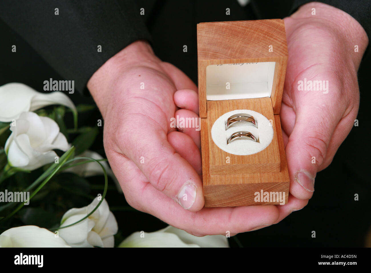 Rings Box Stock Photos & Rings Box Stock Images - Alamy