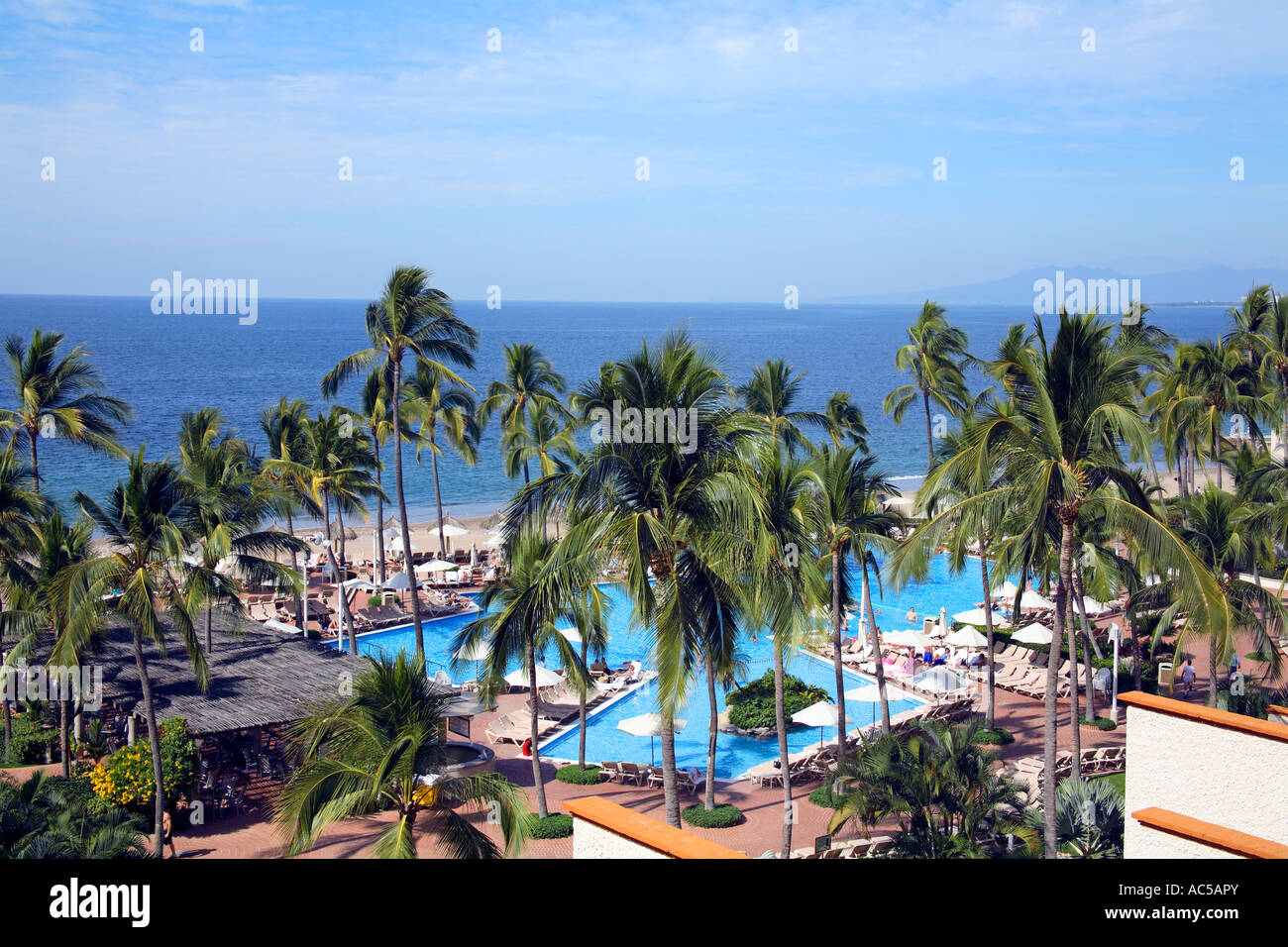 Sheraton Buganvilias Resort Puerto Vallarta Jalisco Mexico
