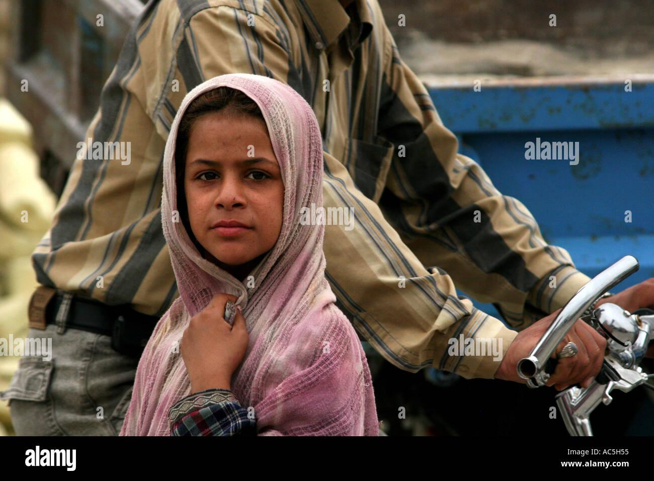 Frauen aus Al Basrah