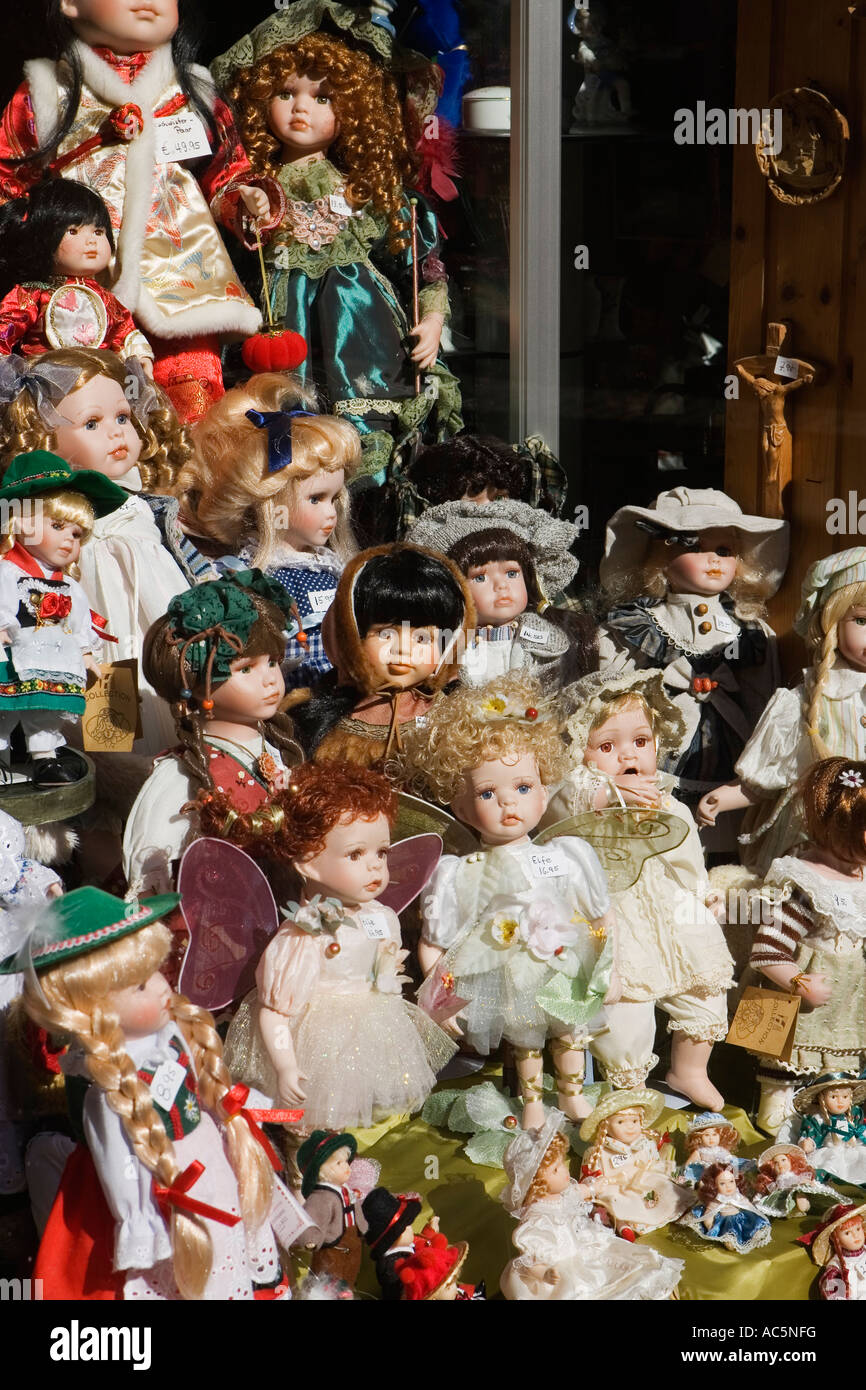 german toy store in rothenburg stock photos german toy store in