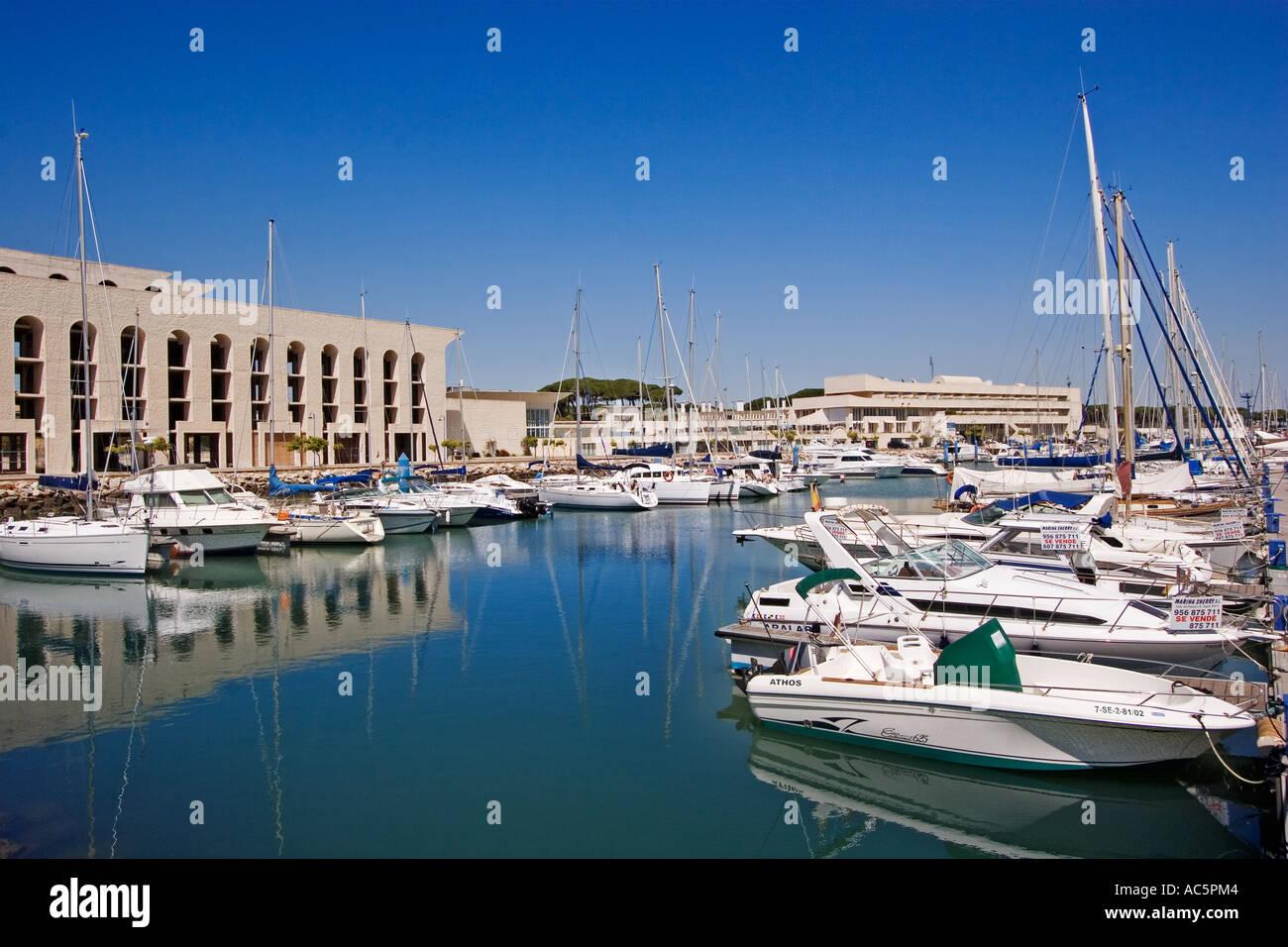 Puerto sherry puerto santa maria cadiz andalusia spain stock photo 7457219 alamy - Puerto santa maria cadiz ...