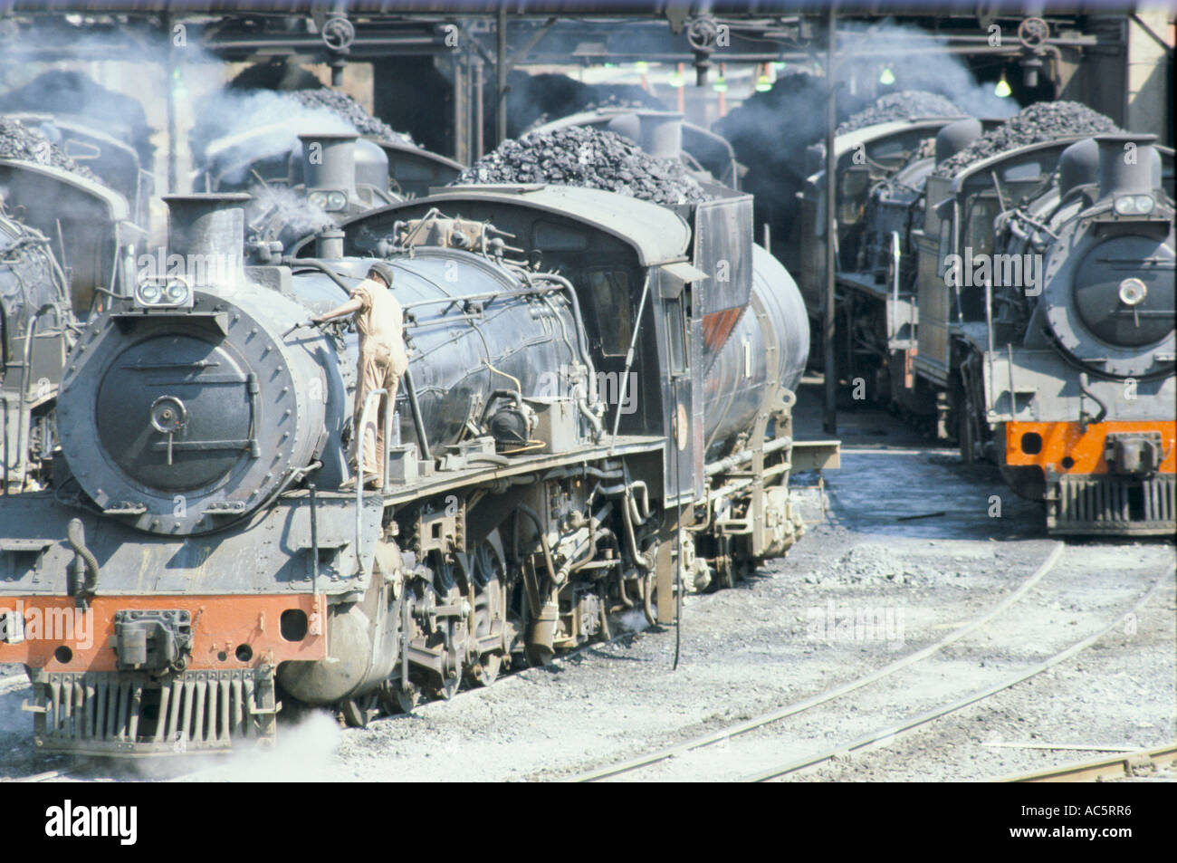 Image result for old steam engines coal