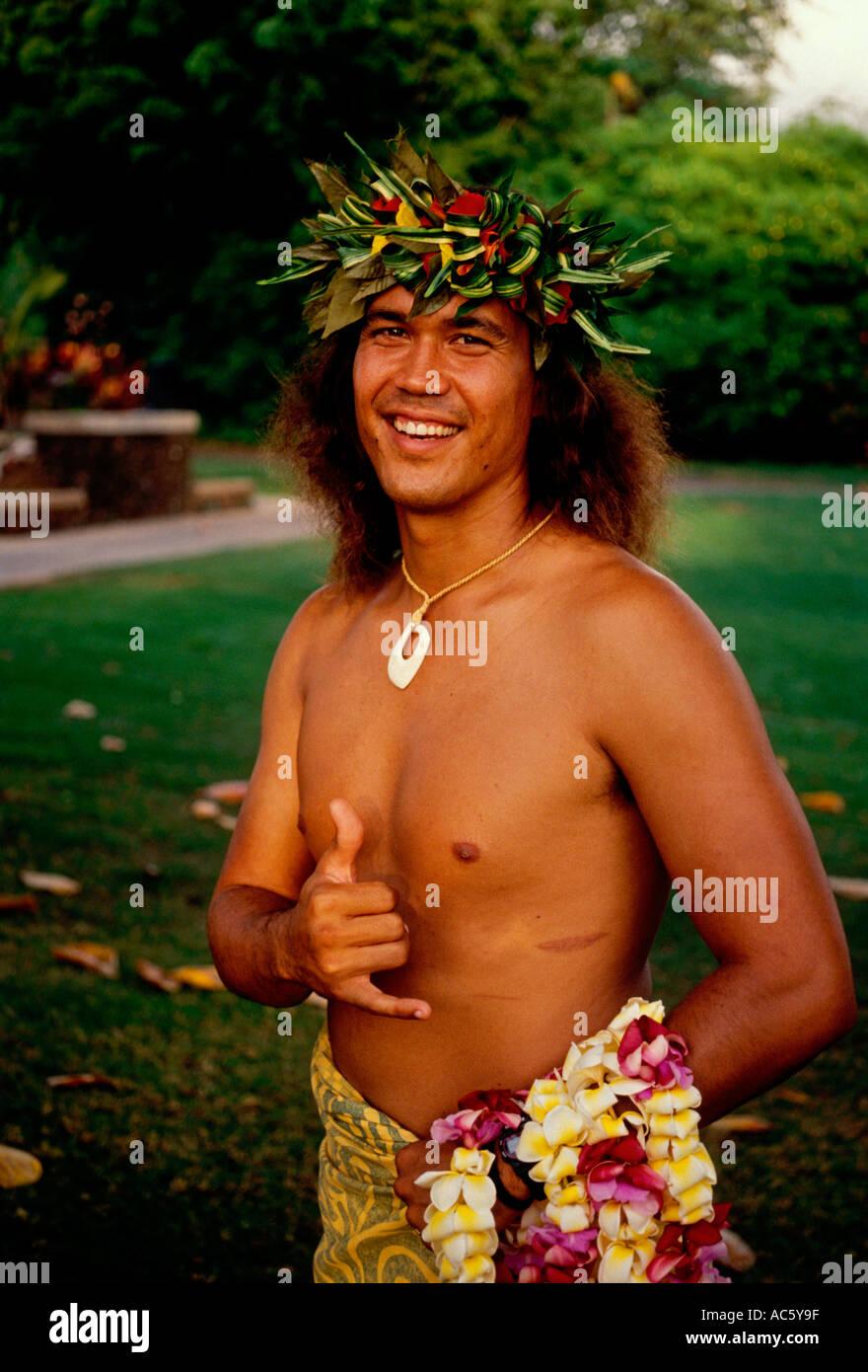 Hawaiian men Nude Photos 56