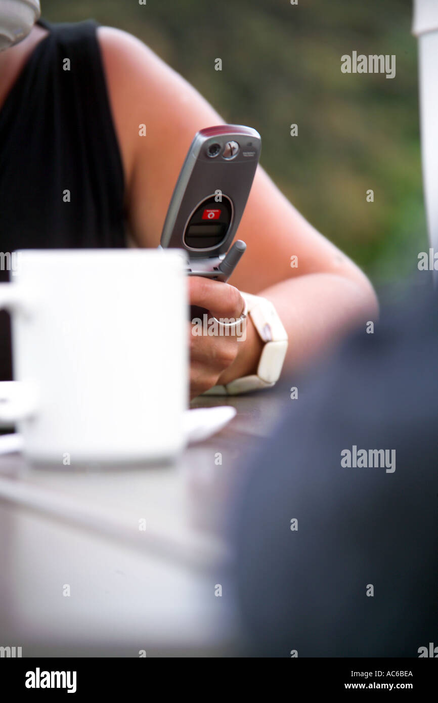 Mobile Phones - Stock Image