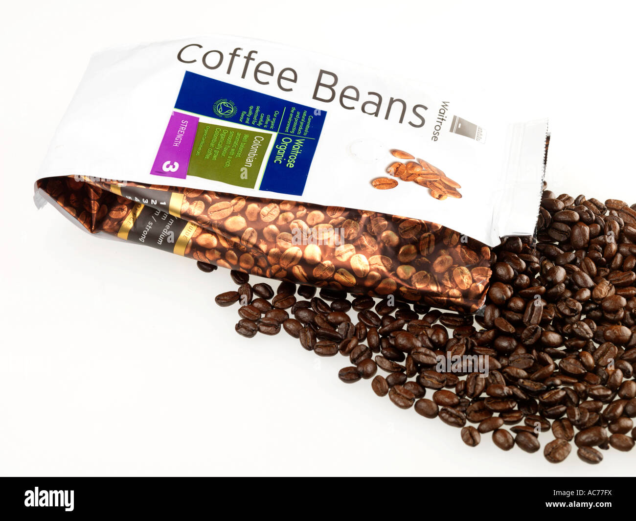 Packets Coffee Stock Photos Packets Coffee Stock Images