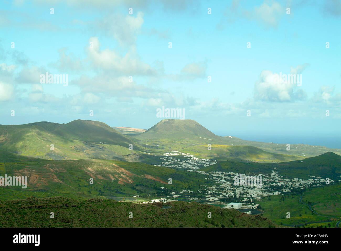 atlantic sea canary islands Atlantik Meer Kanarische Inseln Stock Photo