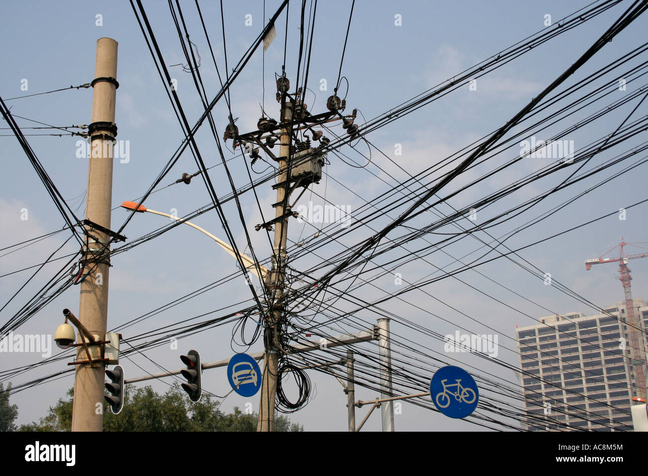 Electrical Wire China Stock Photos & Electrical Wire China Stock ...