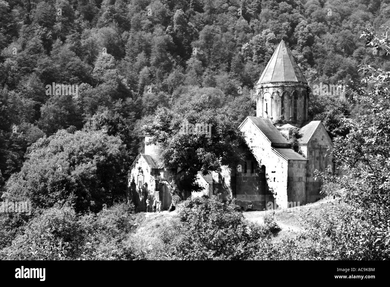 Haghartsin Monastery, Armenia - Stock Image