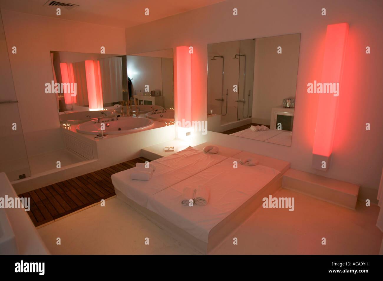 Wellness area, 5-star Resort Hotel, Hillside SU, Antalya, Turkey - Stock Image