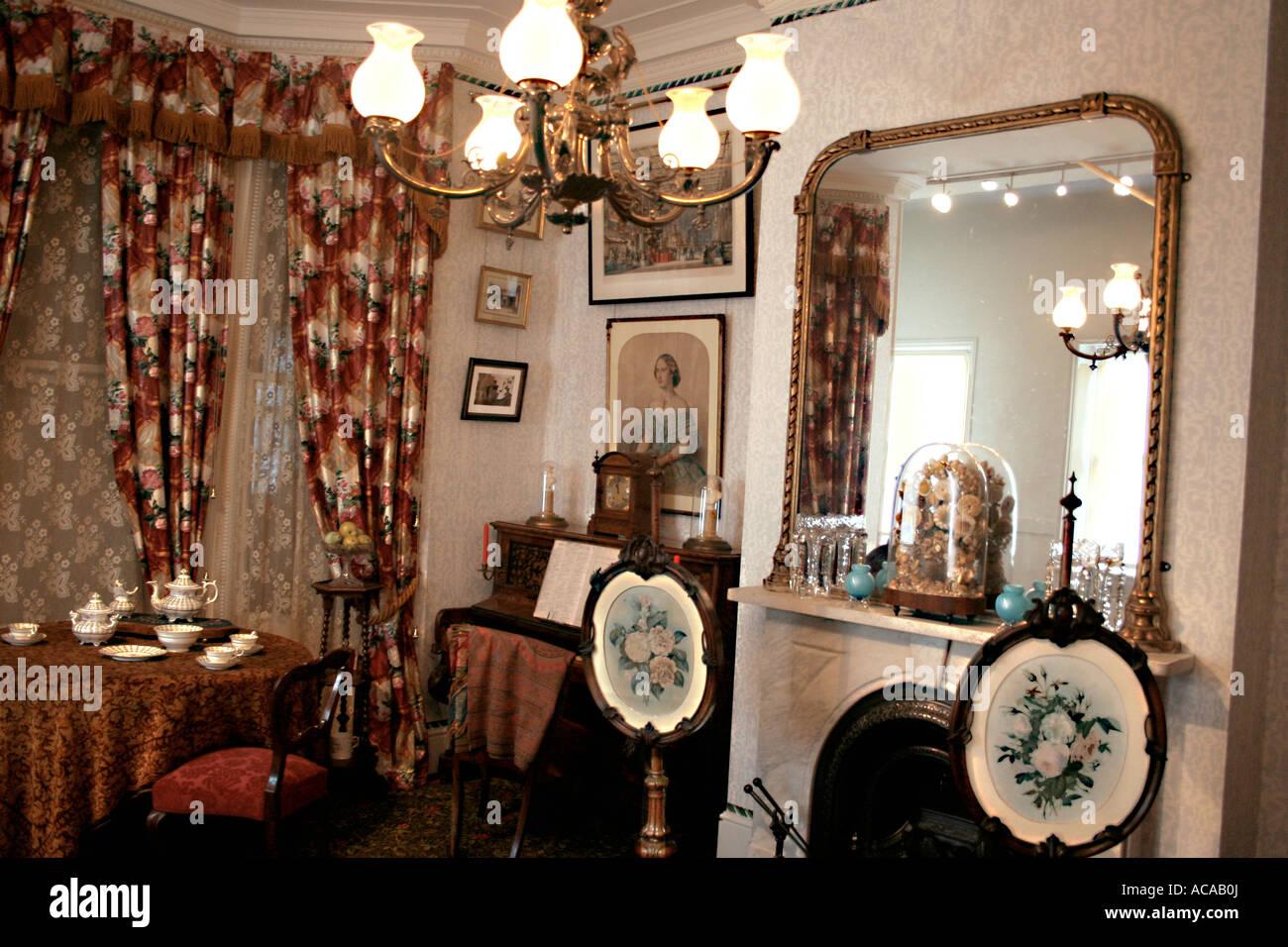 Ordinaire Vintage Period Room   Stock Image