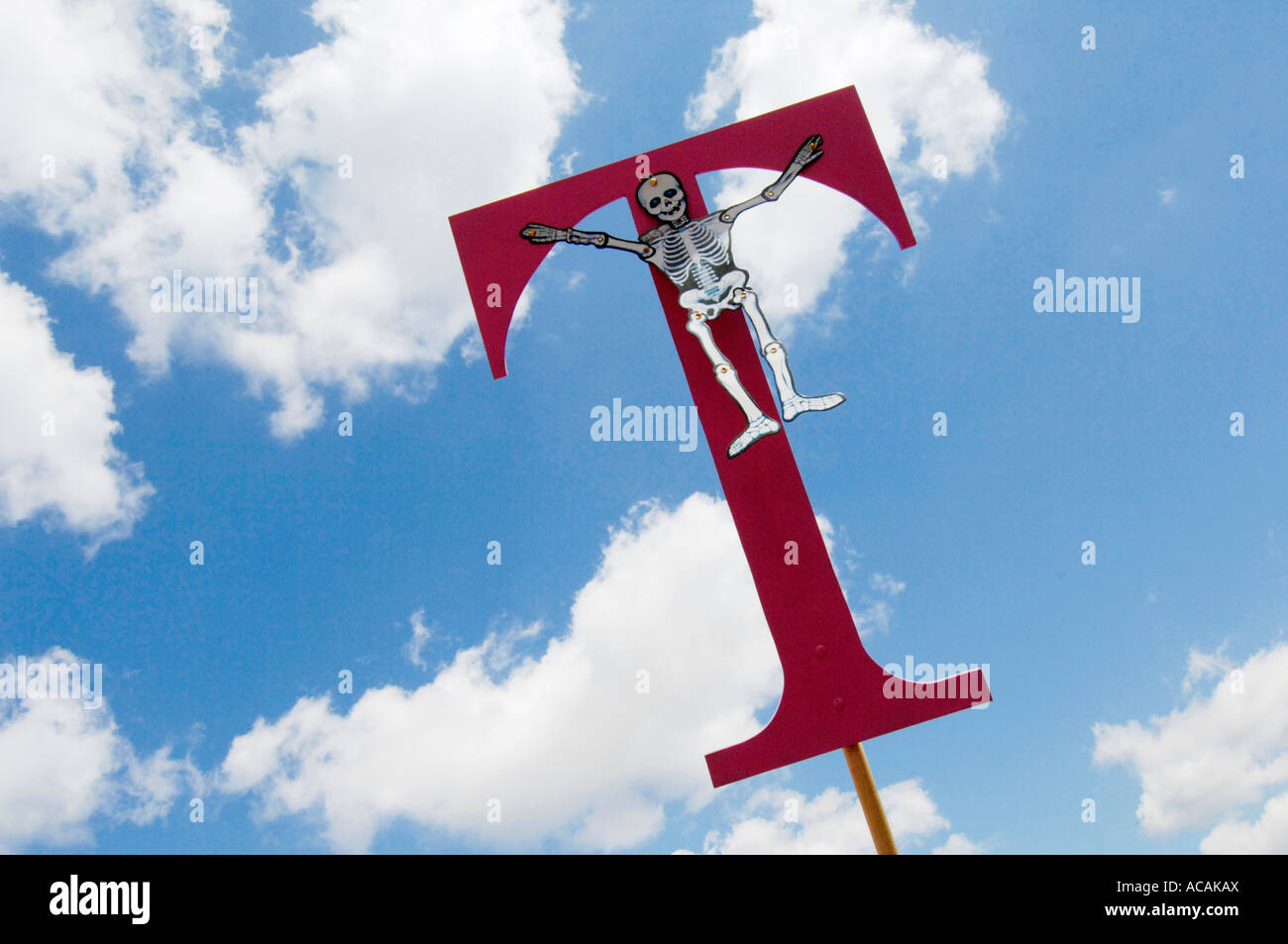 Trade Union - Ver.di strike at Telekom against outsourcing and cuts of wages - Stock Image