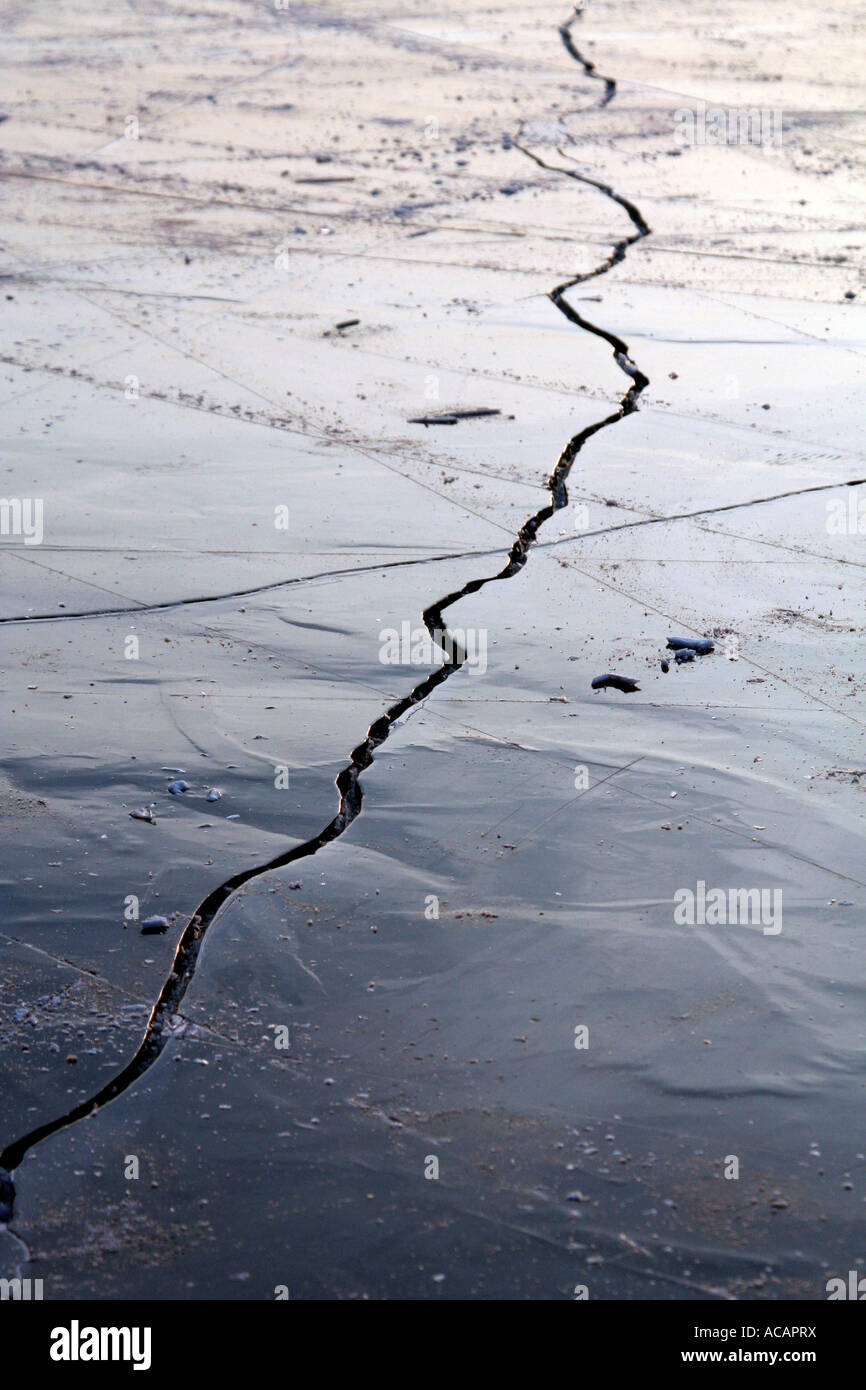 Image result for crack in the ice