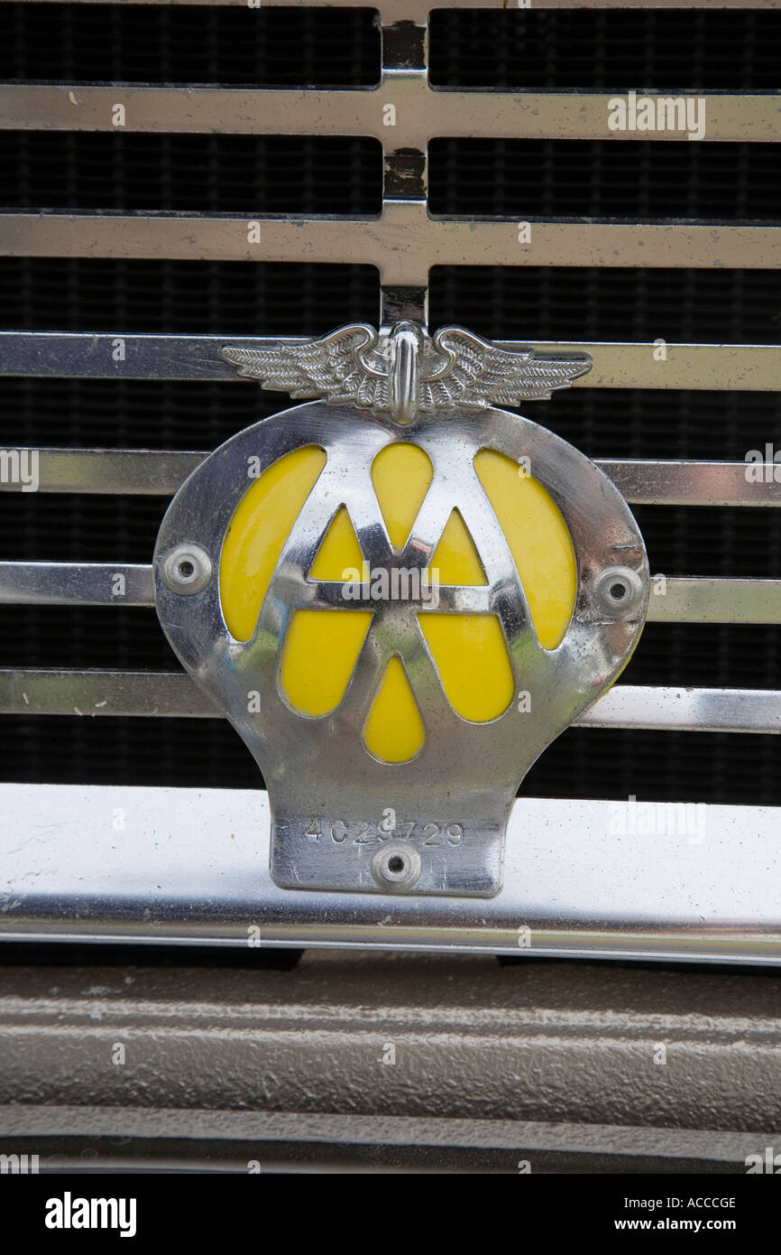 NEW AA GRILLE BAR BADGE