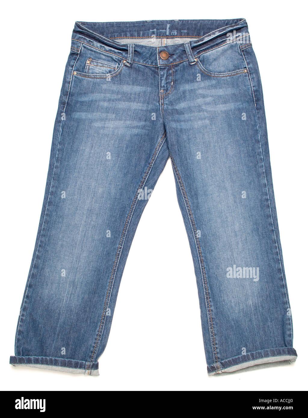 Denim jeans - Stock Image