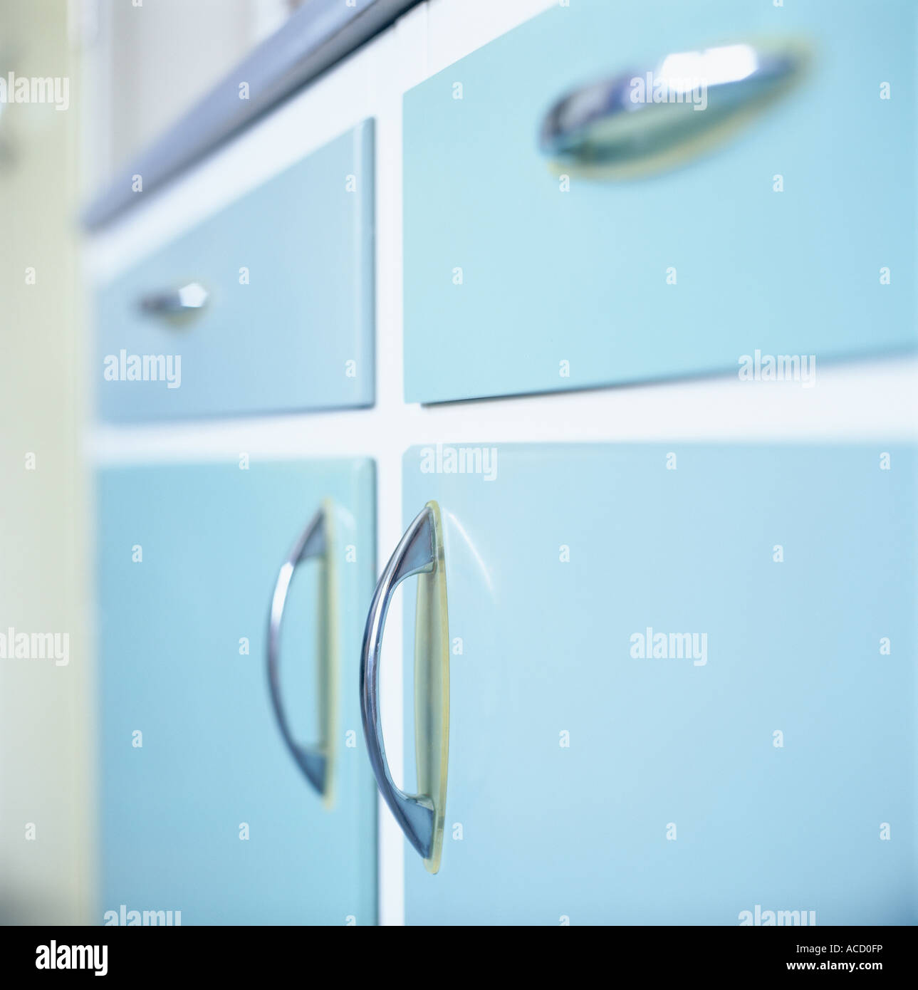 1950s Kitchen Stock Photos & 1950s Kitchen Stock Images - Alamy