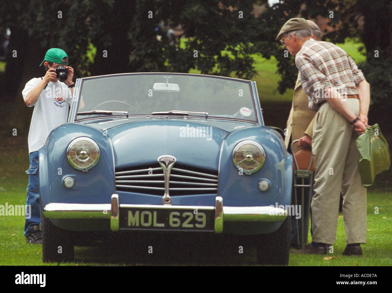 The Marauder motor car made in England in the 1950 s Only fifteen ...