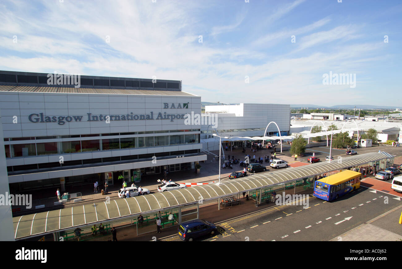 Glasgow International Airport Stock Photos Amp Glasgow