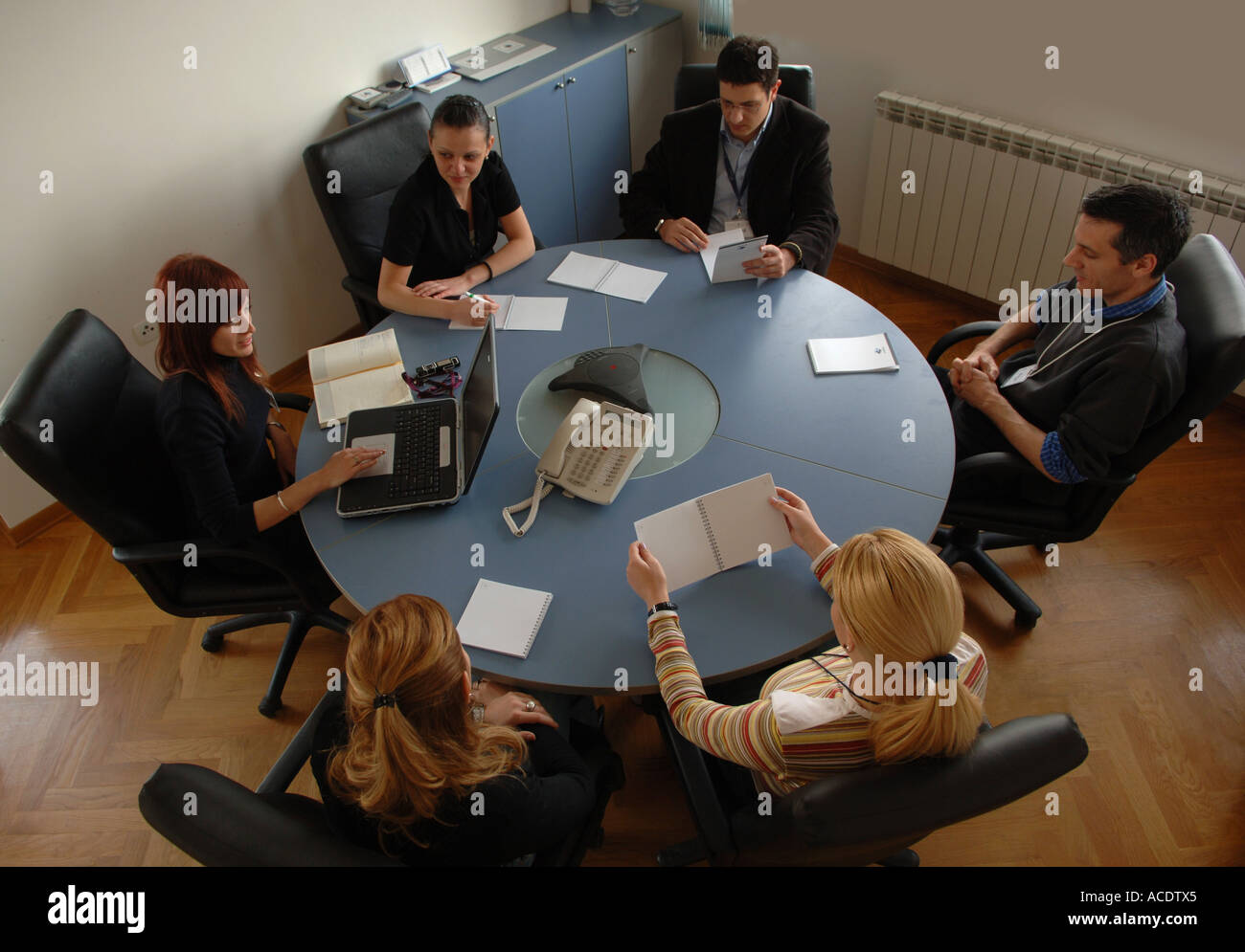 Round Table Business Meeting