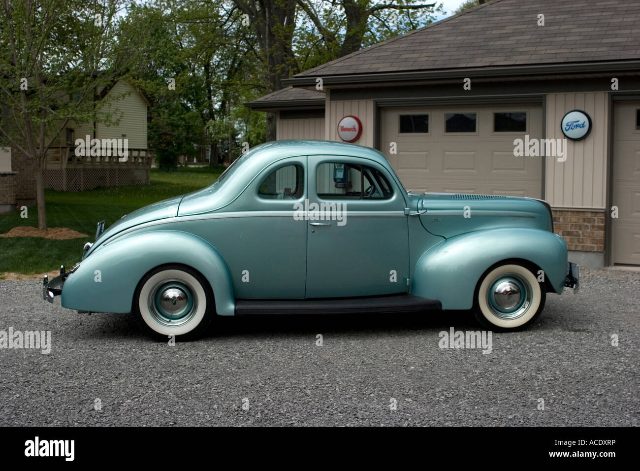 1940 Ford Coupe High Resolution Stock Photography And Images Alamy