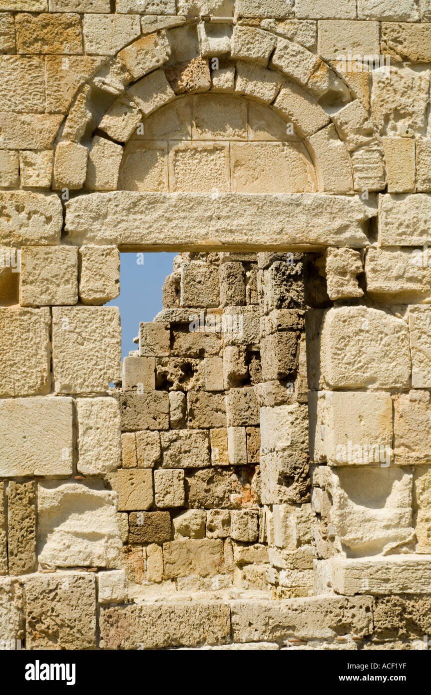 Ayios Thyrsos, older, church, Northern Cyprus, Mediterranean, Europe Stock Photo