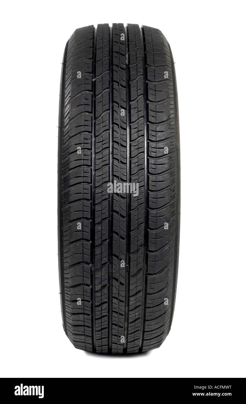 Car Tire - Stock Image