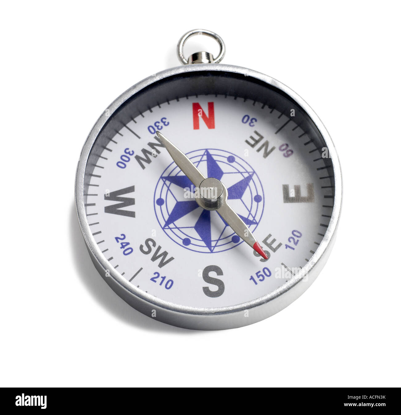 Magnetic Compass - Stock Image