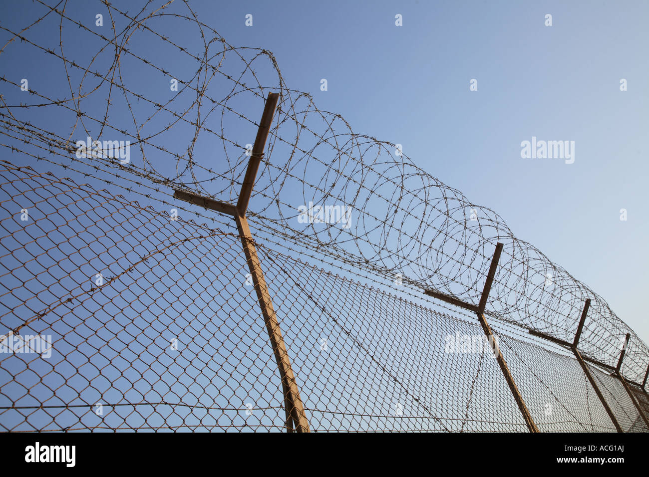 Military Concertina Wire Fence - WIRE Center •