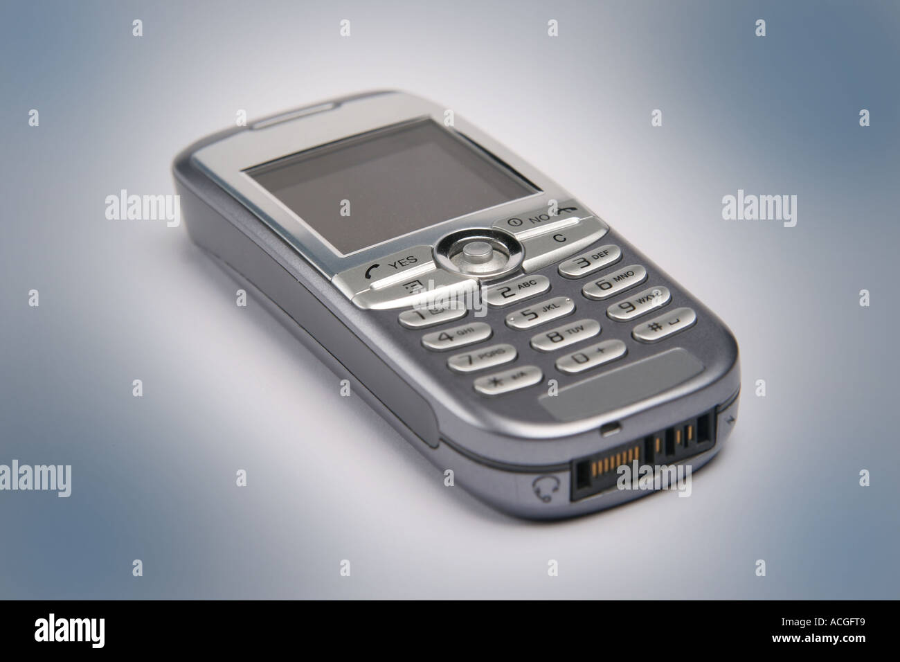 Mobile phone - Stock Image