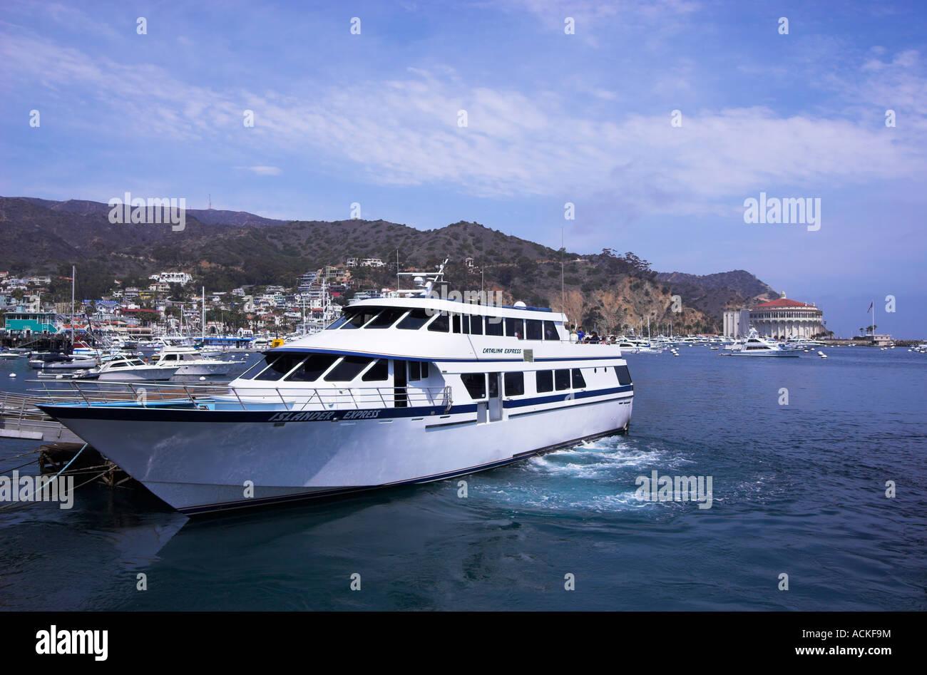 6f2791bb74cd Catalina Express Catalina Island Stock Photos   Catalina Express ...
