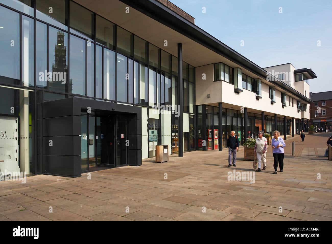 Gala Theatre Durham City England Stock Photo 7534373 Alamy
