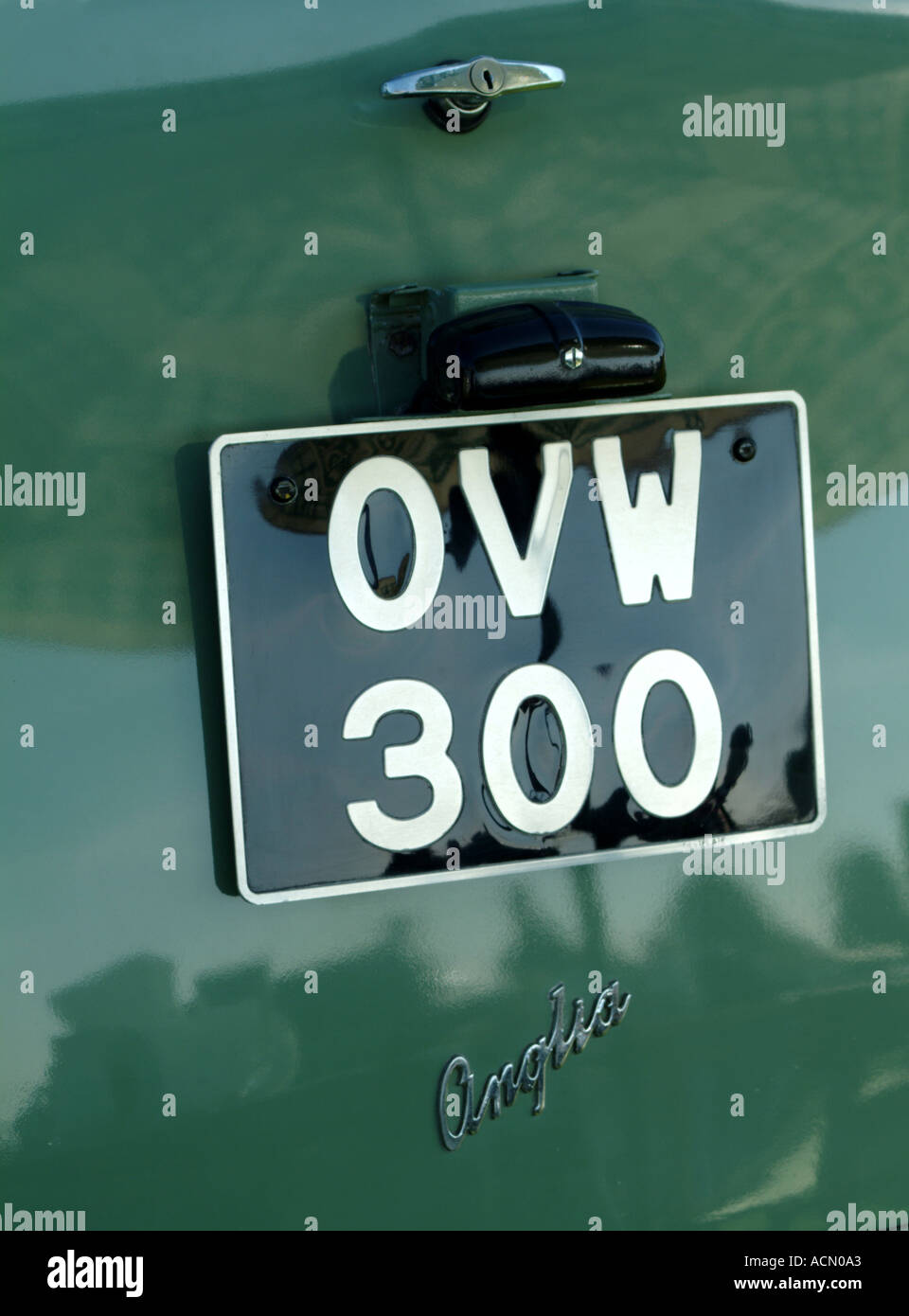 Cherished Number Plate Stock Photos & Cherished Number Plate Stock ...