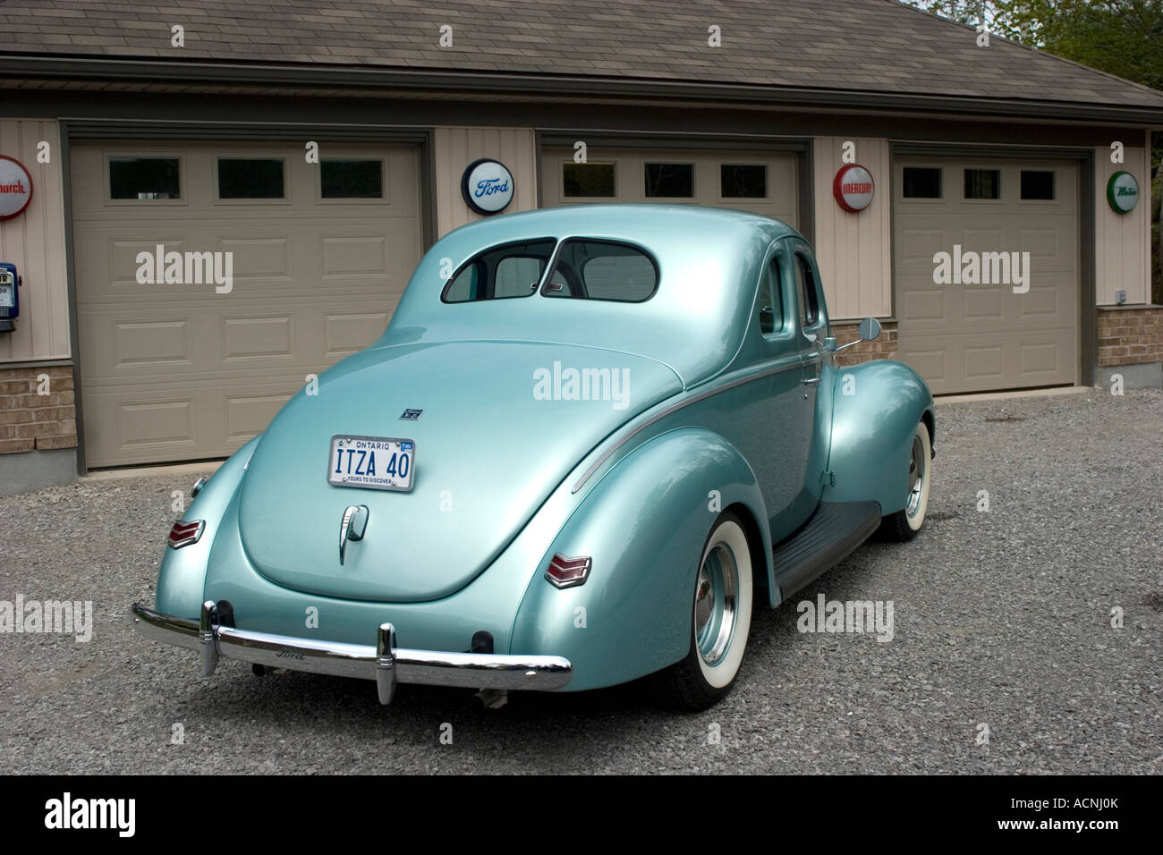 1940 Ford High Resolution Stock Photography And Images Alamy